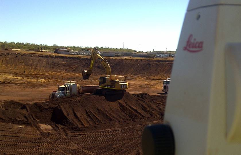 Image of BHP Port Hedland Inner Harbour Project