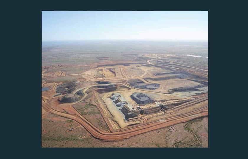 Image of Cape Preston Sino Iron Project
