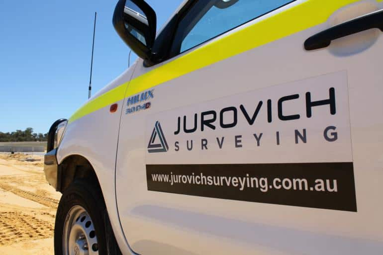 careers for graduate surveyors at jurovich surveying
